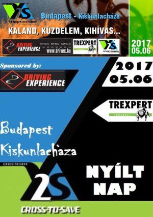 X2S 2017 csapatnap